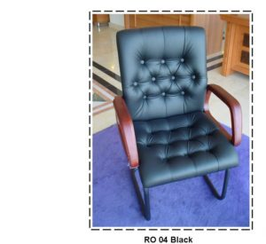 BO 04B LOW BACK VISITOR CHAIR