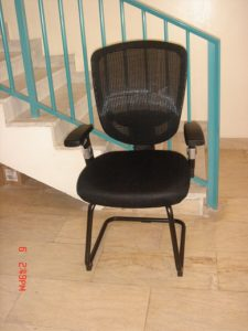 CNL34BA-VISITOR CHAIR
