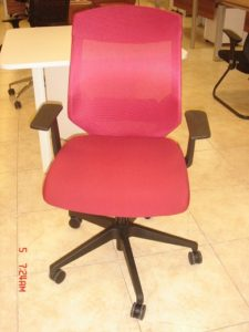 CNL40STG.YK Low back chair